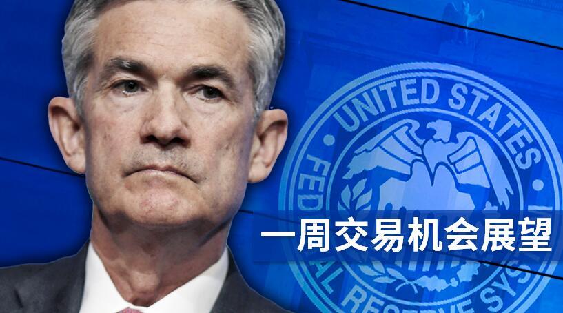 本周交易机会展望:美联储等四大央行利率决议-图表家