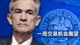 本周交易机会展望:美联储等四大央行利率决议