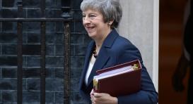 脱欧协议获内阁支持,议会考验将决定英镑能否持续反弹