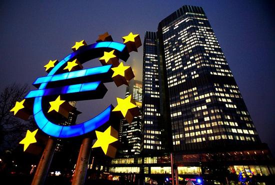 【财经数据交易】欧洲央行即将公布最新存款利率数据,欧元兑美元迎来交易机会-图表家