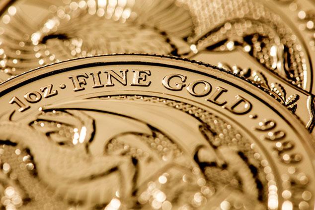 黄金回调或已结束,预计金价将大幅上涨-图表家
