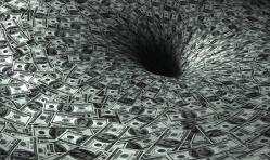 激进的量化宽松政策,暗示全球经济危机正在逼近