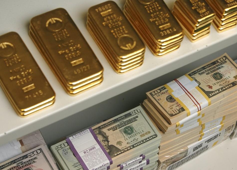 两大因素削弱美元,或推动黄金上涨-图表家