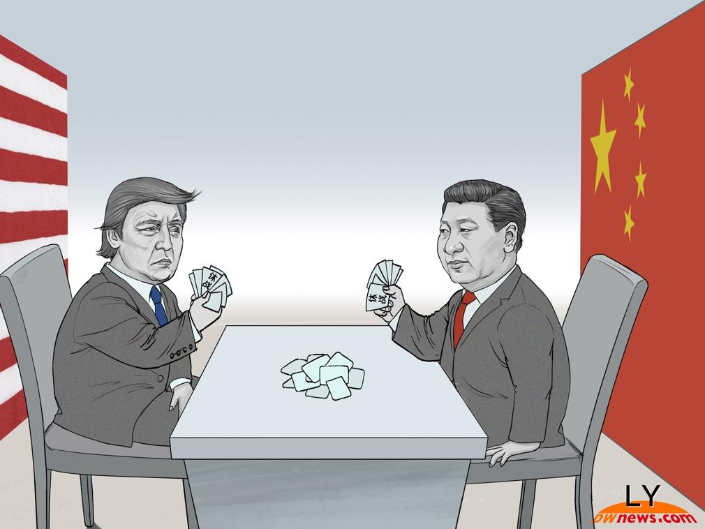 ING:中国贸易出口暂未受贸易战影响-图表家