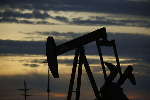 美国页岩油行业放缓,油价将迎上涨时机-图表家