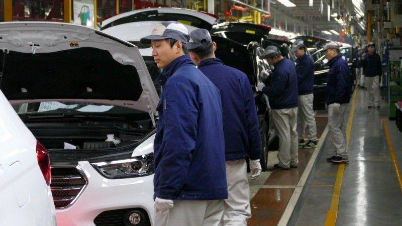 中国或将降低美国汽车关税,但贸易停战进程仍缓慢-图表家