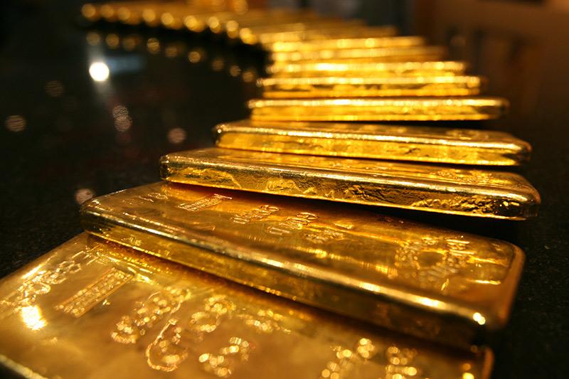 黄金需求相当强劲,金价将继续上行-图表家