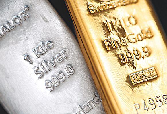 黄金近期或小幅回调,白银前景继续看跌-图表家