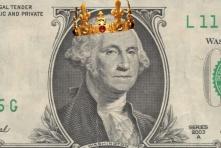"""美元强势回应质疑,美国成为投资""""绿洲"""""""