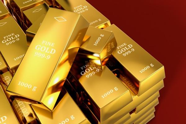 中国经济增长前景转好,黄金承压下行-图表家