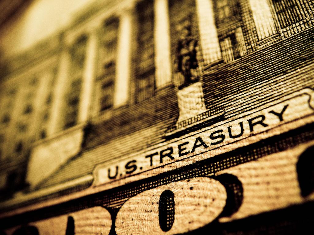 美巨额财政赤字难以维持,美债将迎来大衰退-图表家